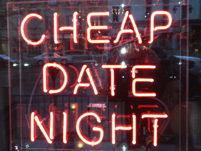 Five Cheap Things to Do for Date Night