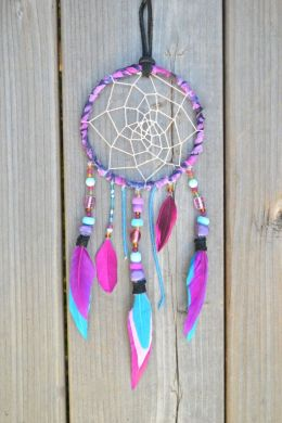 homemade-dreamcatcher