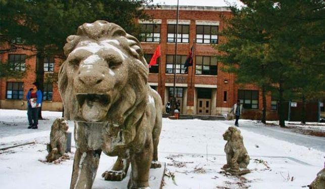 Lanphier High School