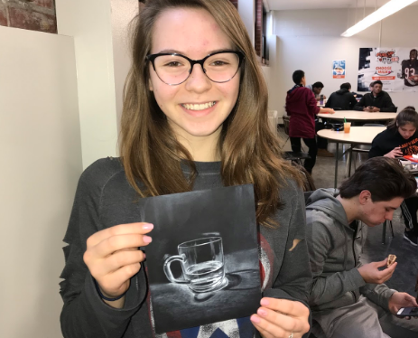 Student Spotlight: AbigailHunt
