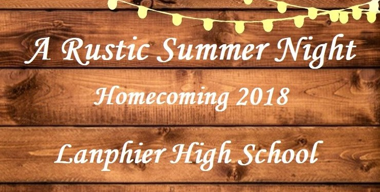 Lanphier's 2018 Homecoming Court