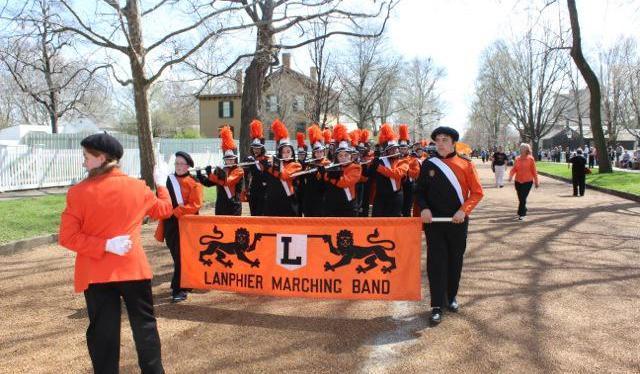 Lanphier Band – Homecoming2018