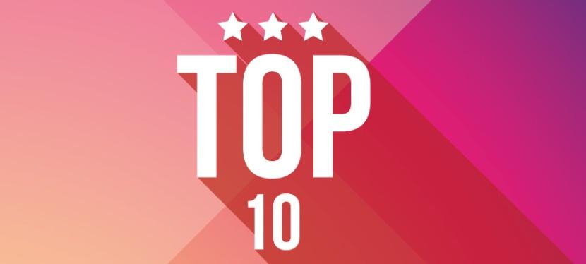 Top 10s of2018